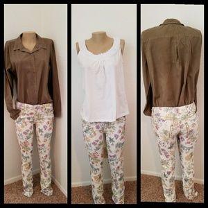cb3a1eaff46 Miss Me Jeans - Miss Me Botanical Garden Jeans 30